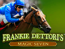 Frankie Dettori's Magic Seven от Playtech в казино Вулкан Старс