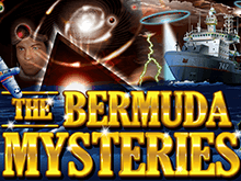 В The Bermuda Mysteries от Microgaming